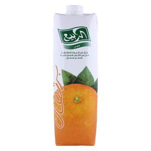 الربيع عصير برتقال 1 لتر