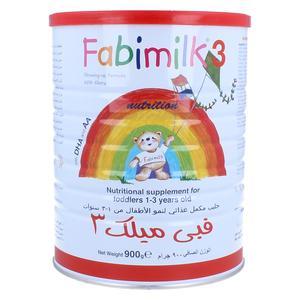 فبي ميلك حليب مكمل غذائي لنمو الأطفال 3 من 1 إلى 3 سنوات 900 جرام