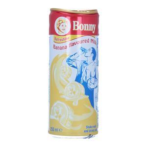 بوني حليب بطعم الموز 250 مل